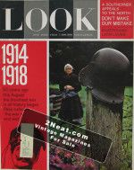 LOOK Magazine - August 11, 1964