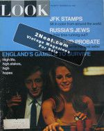 LOOK Magazine - November 29, 1966
