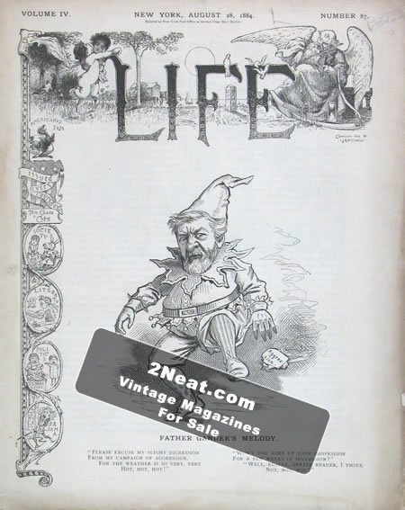 LIFE 1884