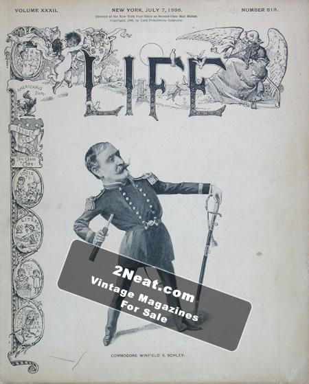 LIFE 1898