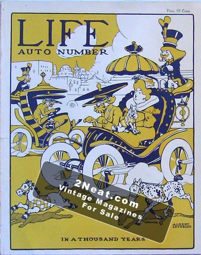 LIFE 1905