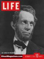 Life Magazine October 31, 1938
