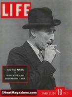 Life Magazine March 25, 1940