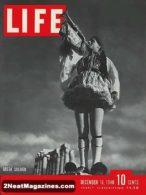 Life Magazine December 16, 1940