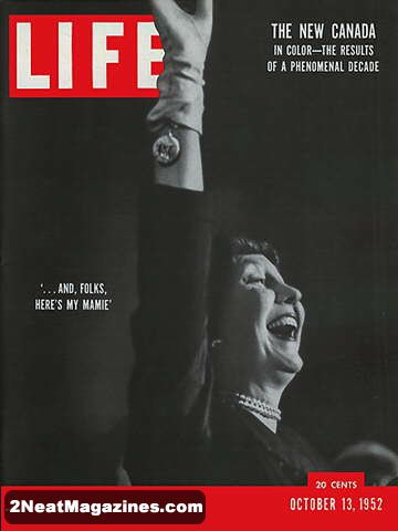 LIFE 1952 | 2Neat Magazines | Vintage LOOK Magazines and