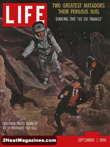 LIFE 1959   2Neat Magazines   Vintage LOOK Magazines and