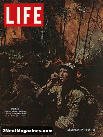Life Magazine November 27, 1964 - Vietnam