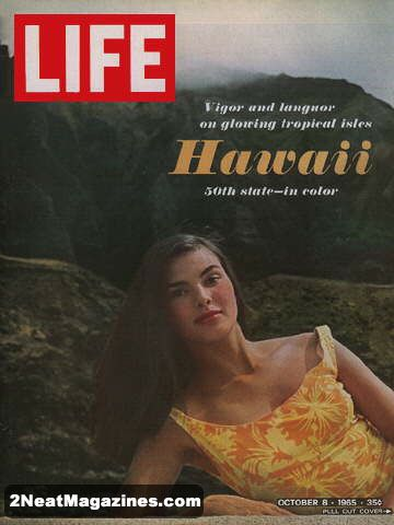 a2150ed2112c For Sale - Life Magazine October 8, 1965 - Hawaii | 2Neat Magazines