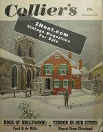 Collier's Magazine - February 25, 1950