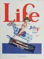 Life Magazine - July 5, 1923