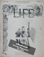 Life Magazine – January 3, 1889