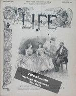 Life Magazine – January 17, 1889