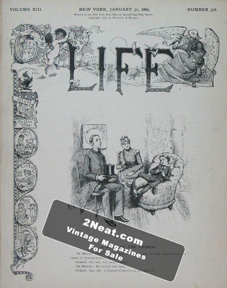 LIFE 1889