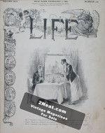 Life Magazine – February 7, 1889