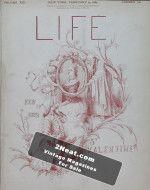 Life Magazine – February 14, 1889