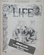 Life Magazine – February 28, 1889