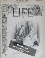 Life Magazine – May 16, 1889