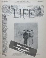 Life Magazine – May 30, 1889