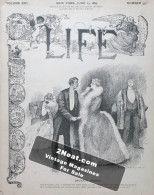Life Magazine – June 13, 1889