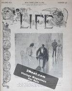 Life Magazine – June 20, 1889