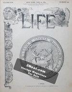 Life Magazine – June 27, 1889
