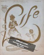 Life Magazine – February 12, 1891