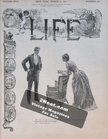 LIFE 1891
