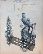 Life Magazine – March 26, 1891