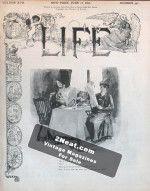 Life Magazine – June 11, 1891