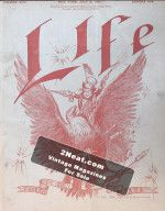 Life Magazine – July 2, 1891