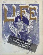 Life Magazine - December 1892