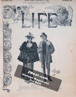 Life Magazine – January 12, 1893