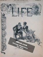 Life Magazine – January 19, 1893