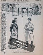 Life Magazine – January 26, 1893