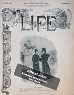 Life Magazine – February 2, 1893