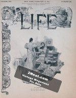 Life Magazine – February 16, 1893