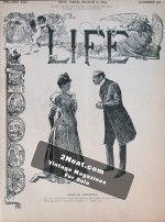 Life Magazine – March 2, 1893