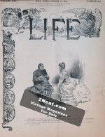 Life Magazine – March 16, 1893