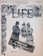 Life Magazine – April 6, 1893