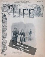 Life Magazine – April 13, 1893