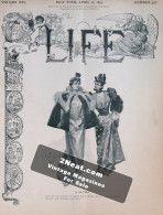 Life Magazine – April 20, 1893