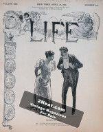 Life Magazine – April 27, 1893