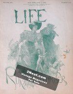 Life Magazine – June 1, 1893