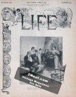 Life Magazine – June 8, 1893