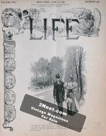 Life Magazine – June 15, 1893