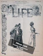 Life Magazine – June 22, 1893
