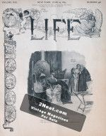 Life Magazine – June 29, 1893