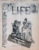 Life Magazine – August 3, 1893
