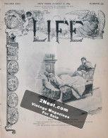 Life Magazine – August 17, 1893