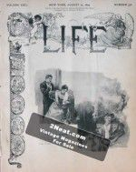 Life Magazine – August 24, 1893